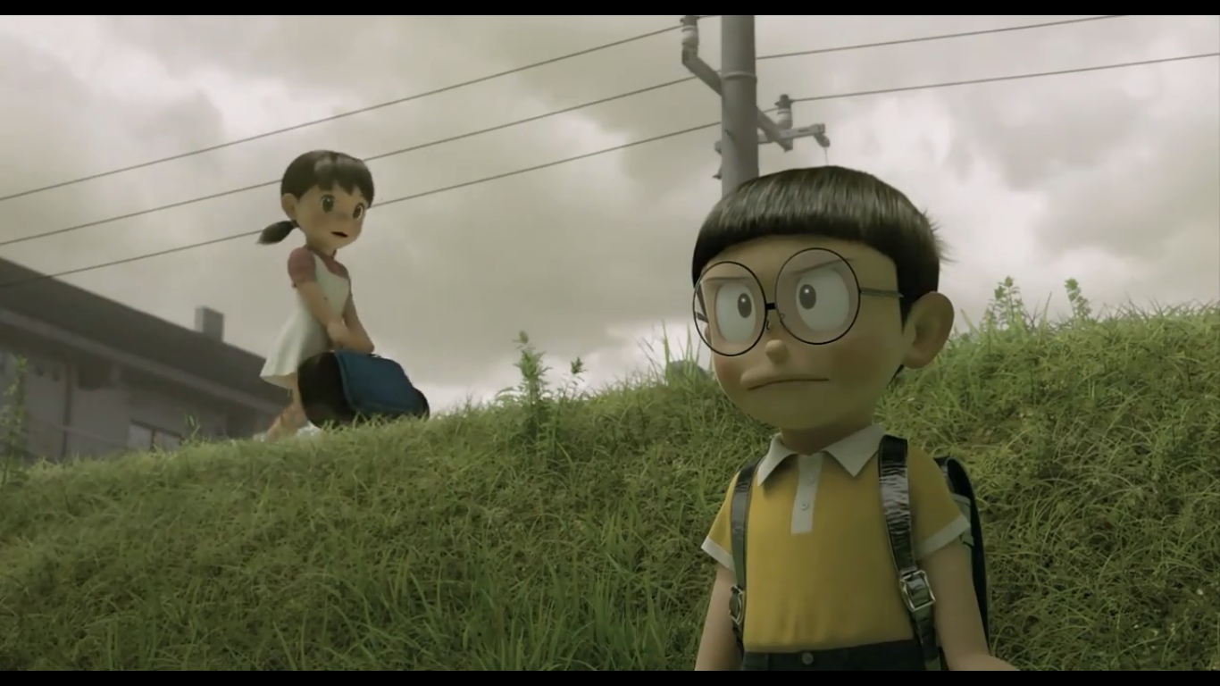 Doraemon Stand By Me 3D Subtitle Indonesia | MangUp